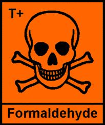 Формальдегид токсичность